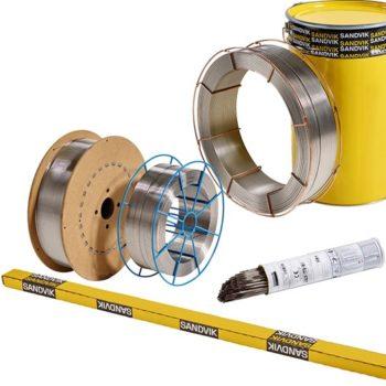 Welding Consumables SANDVIK E316L-17 19.12.3.LR 3.2mm