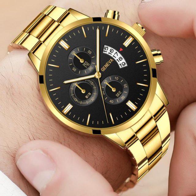Relogio Masculino Men Watches Luxury Top Brand Sport Men's Fashion Casual Watch Calendar Military Quartz Wristwatches Saat
