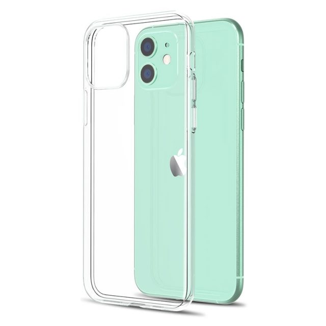 Ultra Thin Clear Phone Case For iPhone 11 7 Case Silicone Soft Back Cover For iPhone 11 Pro XS Max X 8 7 6s Plus 5 SE 11 XR Case