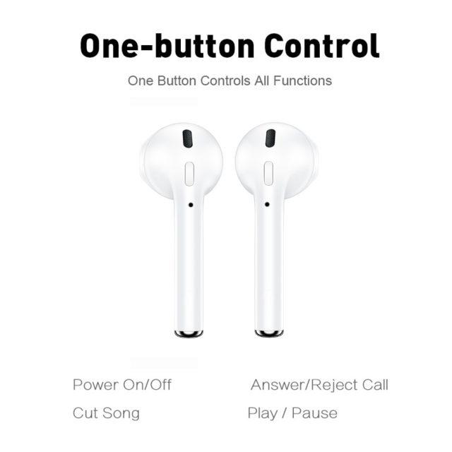 i9S TWS Mini Wireless Bluetooth Earphones Earbuds Handsfree Earphone headphones Headset Charging Box PK i12 i7 for xiaomi iPhone