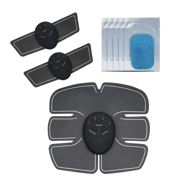 Hip Muscle Stimulator Fitness Lifting Buttock Abdominal Trainer Weight loss Body Slimming Massage New Arrival